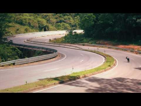MG Downhill rider Pepê