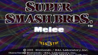 GameCube Longplay [009] Super Smash Bros. Melee