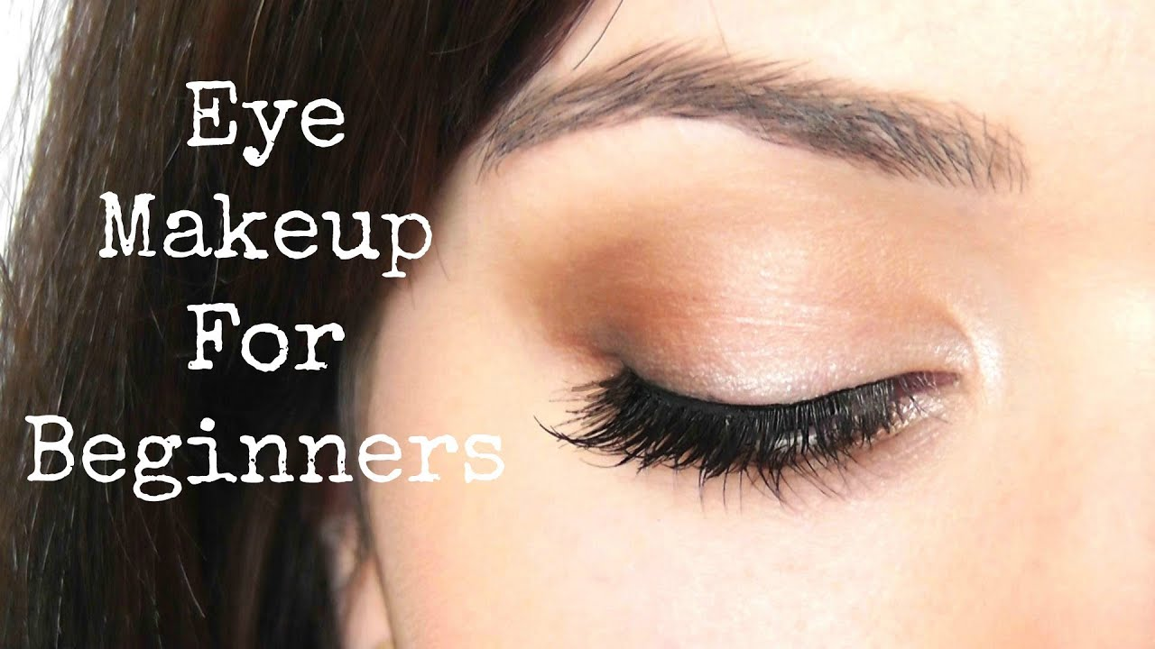 Tips for eye makeup