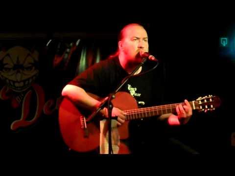 Kimi Kärki - Endless November (live Tilburg 6/5/2014 Little Devil)