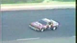 1980 Southern 500 Finish
