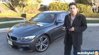 2014 BMW 435i Test Drive Video Review