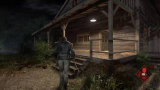 Friday the 13th: The Game - Jason Part 6 Gameplay