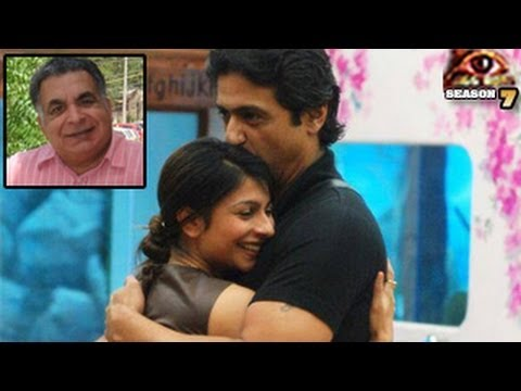 Armaan's FATHER REACTS to Tanisha Armaan's LOVE in Bigg Boss 7 6th December 2013 Day 82 FULL EPISODE