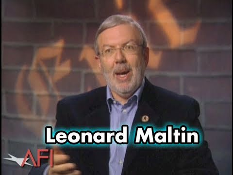Leonard Maltin On ALL QUIET ON THE WESTERN FRONT