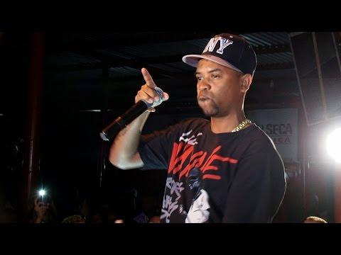 MC Pé de Pano :: Lançando uma musica sensacional :: Ao vivo na Roda de Funk