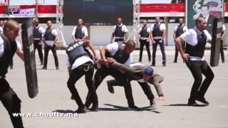 بالفيديو.. تدخلات أمنية غير مسبوقة لرجال الحموشي  