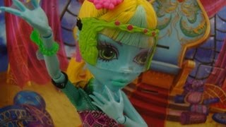 Monster High REVIEW Lagoona 13 Wishes