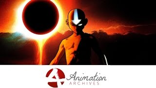 Avatar: The Last Airbender Animation Archives Episode 1