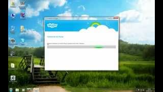 Como Descargar E Instalar Skype Para Windows