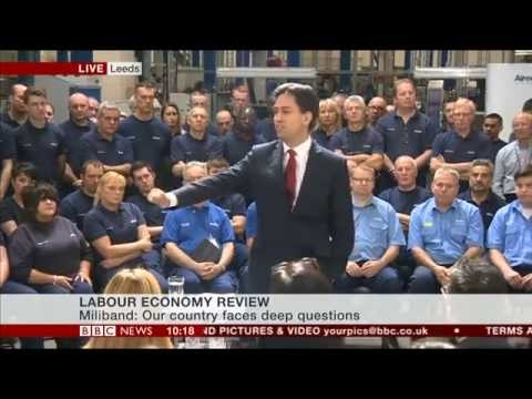 Ed Miliband speech on major regional devolution