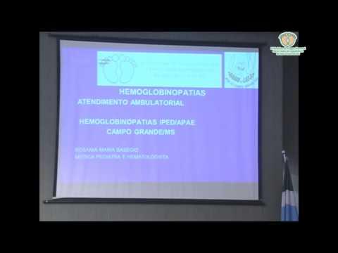 Mesa Redonda: Hemoglobinopatias