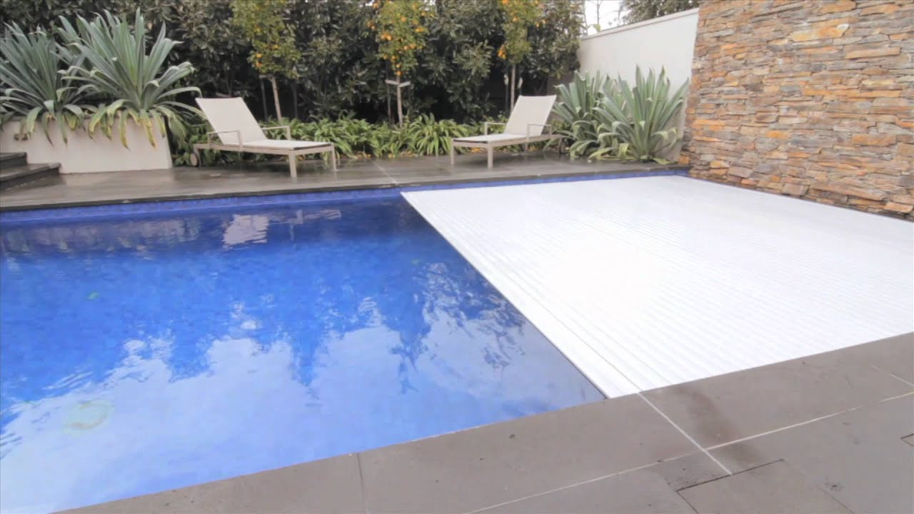 Remco Pool Covers Swimroll In Floor Automatic Pool Cover