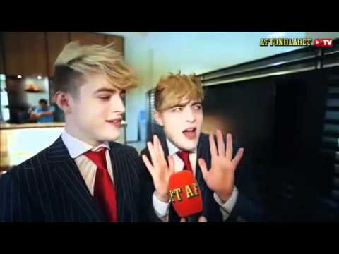 Jedward - singing Euphoria