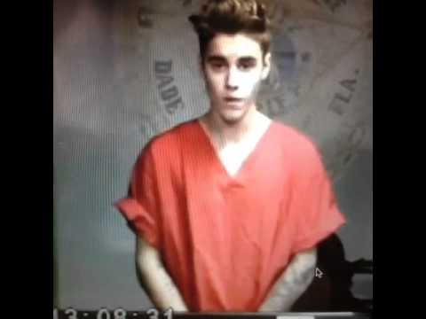Justin Bieber in jail - Trial of Justin Bieber - Justin Bieber arrested