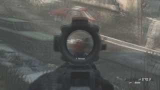 Call Of Duty Ghosts Mission 3 Attacked By Wolves