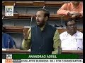 Minister Prakash Javadekar Speaks on Free & Must Education for Children || Parliament Sessions