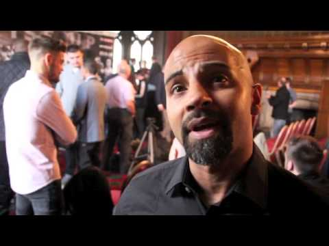DAVID COLDWELL ON LIAM HANRAHAN & SAM HYDE FIGHTING ON THE 'RISE UP' BILL (INTERVIEW)