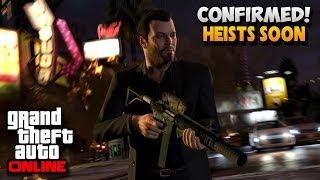 GTA 5 Online Heist Confirmed Heist Online Release Date