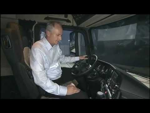 New Mercedes Benz Actros 1851 of the year 2011 review.