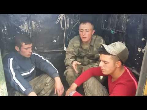 Nöbetteki Asker Kardeşimizden Azer Bülbül: Zoruna mı Gitti Gardaş