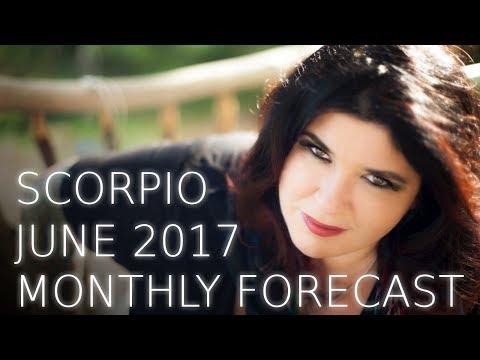 Scorpio Monthly Astrology Forecast June 2017