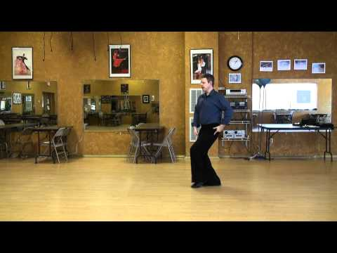 American Tango Movement Technique (Lead)