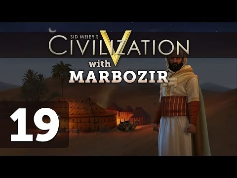 Civilization 5 Brave New World Deity Morocco Let's Play - Part 19