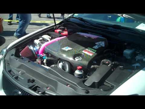 Supercharged Lexus