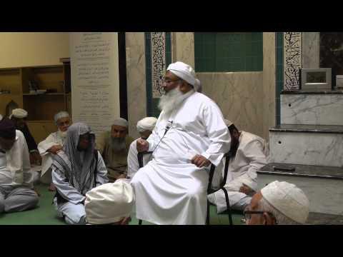 Jumu'ah tul Wida - Maulana Munawar Surti