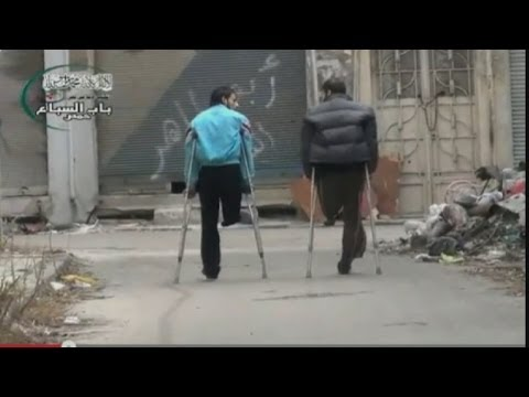 Homs: concern for evacuated men