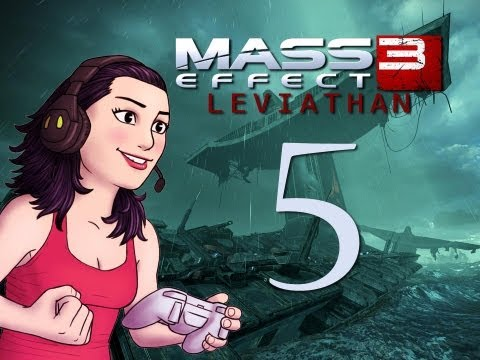 MD Plays ME3 Leviathan: Talking to Everyone (Part 5)