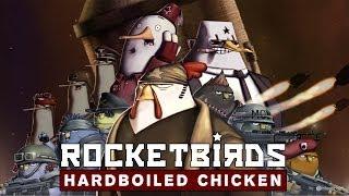 Rocketbirds: Hardboiled Chicken Co-op Walkthrough
