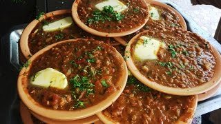 Mumbai's favorite snack, Pav Bhaji, at Sardar's