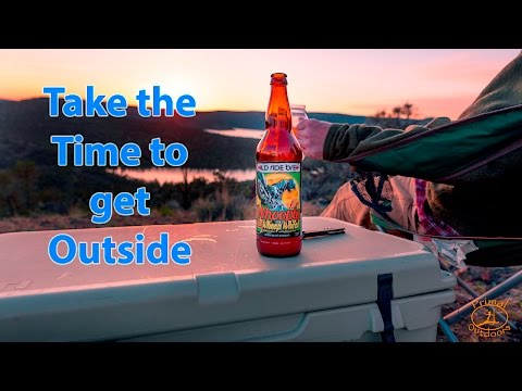 Making Time for the Outdoors