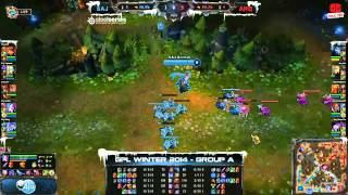 [GPL 2014 Mùa Đông] [Tuần 4] [Bảng A] Saigon Jokers vs AHQ e-Sports Club [22.11.2013]