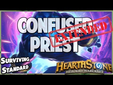 Confused Priest | Extended Gameplay | Hearthstone | Kobolds and Catacombs