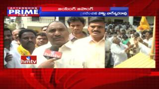 Shock to TDP as Potla to Join  TRS, Face to Face with Sandra