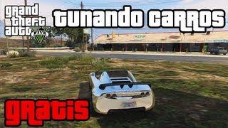 """GTA 5 Como Customizar/tunar Carros De """"GRAÇA"""""""