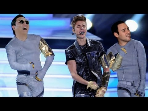Justin Bieber Gangnam Style