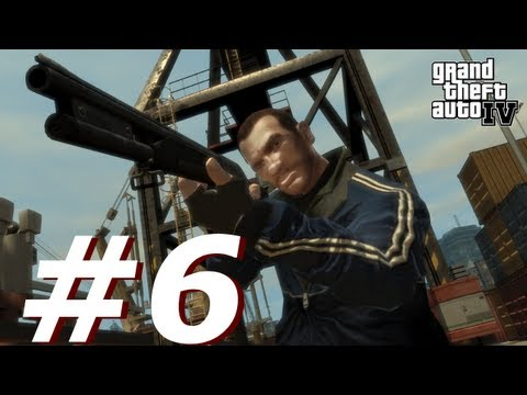 Grand Theft Auto 4 Multiplayer Shenanigans with Creatures Episode 6 - The Fuzz