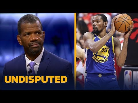 'No KD, no title': Rob Parker says Warriors have no chance at title without KD | NBA | UNDISPUTED