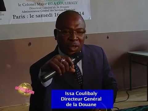 EXCLUSIF / ISSA COULIBALY D G ( DOUANE ) PRESENTE LE NOUVEAU VISAGE DE LA DOUANE A LA DIASPORA