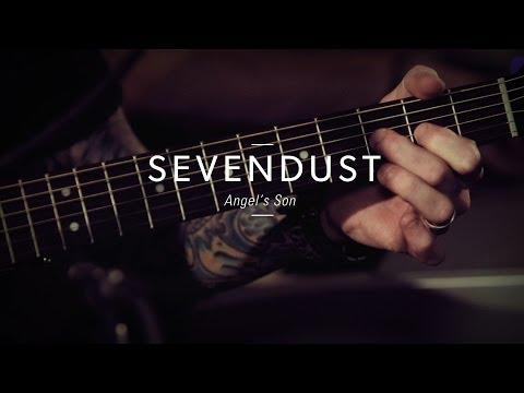 "Sevendust ""Angel's Son"" At Guitar Center"