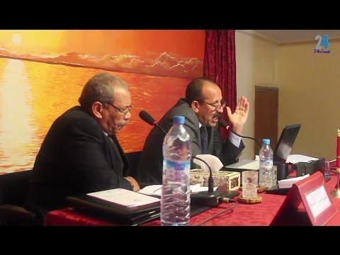 """""""فيديو"""" المدير الاقليمي لوزارة التربية الوطنية بالرشيدية في لقاء تواصلي حول تنزيل المشاريع المندمجة"""