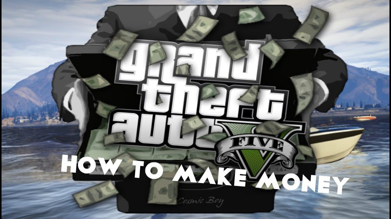 How do i make money gta 5 online