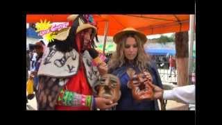 Fiesta Tradicional De La Huaconada En Mito Una Gringa En