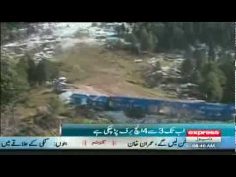 Malam jabba Snowfall and pece by sherin zada