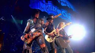 Motley Crue Don't Go Away Mad (Just Go Away) Carnival Of