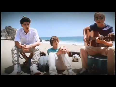 ONE DIRECTION - WONDERWALL HD